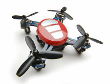 Kyosho QuattroX Mini RC Quad Copter w/6-axis gyro stabilization - 54050RD