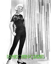 DORIS DAY 8X10 Lab Photo 1950s Stunning Graceful Lace Top Publicity Portrait