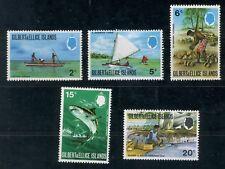 1972 Gilbert & Ellis Island Stamps: SC# #174a-182a; Full set, MNH &OG CV=$39