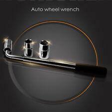 Extendable Lug Nut Wrench (17/19MM) & (21/23MM) Van Car Brace Wheel Socket Tyre
