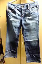 Diesel Plus Size L34 Jeans for Women
