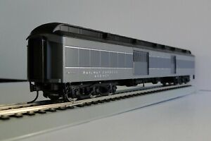 WALTHERS REA  ACF 70' HEAVYWEIGHT 932-10505 BAGGAGE CAR UNION PACIFIC UP GRAY