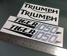Fairing / Tank Decals Stickers for Triumph Tiger 1050 (Any Colour)
