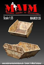MAiM Models 1/35 Construction Waste Container