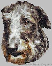 Embroidered Sweatshirt - Scottish Deerhound Dle2515 Sizes S - Xxl