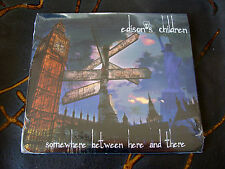 Slip Album: Edison's Children : Somewhere Between Here And There : Sealed