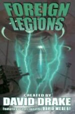 Foreign Legions, Literature & Fiction, Adventure, Space Opera, David Drake, Davi
