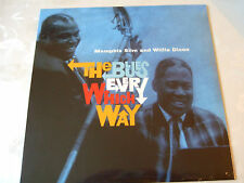 Memphis Slim & Willie Dixon- The Blues Every Which Way 140g LP 1960/2014