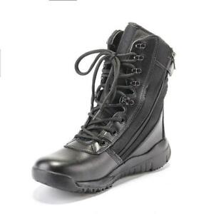Men's Desert Ankle Boots Work Shoes Tactical Combat Climbing Training Cargo Chic
