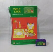 LeapFrog Leap Pad in Spanish Richard Scarry Ver Y Leer Edad 5 a 7 Anos