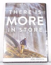 NEW!~JOEL OSTEEN CHRISTIAN MINISTRIES~THERE IS MORE IN STORE~3 CD/DVD SET/SERIES