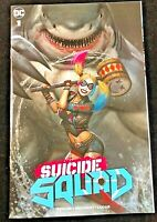 Suicide Squad #1 Trade Dress exclusive comic