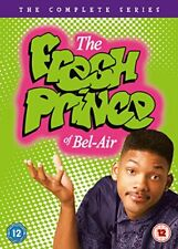 The Fresh Prince Of Bel-Air: The Complete Series [DVD] [2016][Region 2]