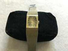 Vulcain 17 Jewels Swiss Made Vintage Mechanical Wind Up Ladies Watch