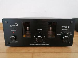 Dynavox TPR-3 Vorverstärker