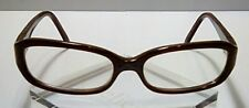 Authentic Oakley Cassette OX1069-0252 Brown Horn 52-15 130 Eyeglass Frames