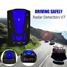 360 Degree Car 16 Band V7 GPS Speed Safety Radar Detector Voice Alert Laser LED
