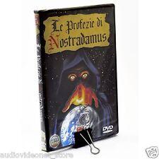 LE PROFEZIE DI NOSTRADAMUS DVD nuovo