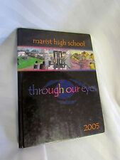 2005 Marist Catholic High School Eugene Oregon OR class photo book YEARBOOK