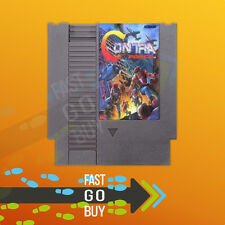 Contra Force Super Game Nes 8 Bit Card Cartridge 72 Pin NTSC PAL