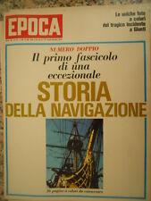 EPOCA 1068 1971 Foto tragico incidente Ignazio Gnutti