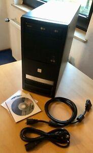 TAROX Business 5000BM Windows10 Pro i5 3,1GHz 8GB 500GB LG DVD RW