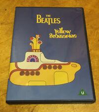 Beatles, The - Yellow Submarine DVD, 1999 PAL REGION-2