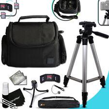 """Premium CASE + 60"""" inch TRIPOD f/ Panasonic LUMIX LX100 LX7 LX5 LF1 LS5"""