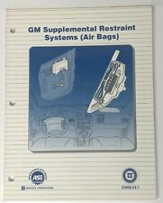 Gm Supplemental Restraint Systems (Air Bags) 22008.23-1