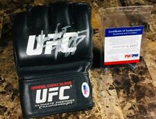 """TITO ORTIZ  """"PSA/DNA"""" (AUTO/SIGNED!) UFC! OFFICIAL FIGHT GLOVE! INSCRIBED!!!!"""