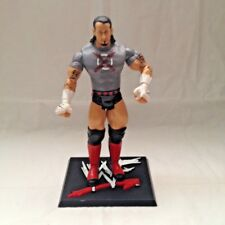 WWE WWF CM PUNK WRESTLING ACTION  FIGURE WITH ACCESSORIES ECW UFC