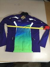 Mt Borah Mens Team Running Jacket Size Xs Xsmall (6910-11)