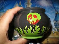Disney Parks Villains Mini Ceramic Trinket Bowl Appetizer Halloween Maleficent