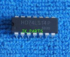 10pcs HD74LS14P DIP-14 IC HITACHI