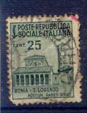 Italien_1944 Mi.Nr. 654 Basilika