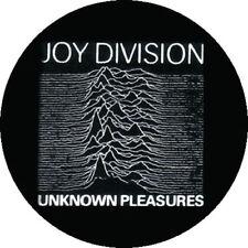 Parche imprimido, Iron on patch, /Textil sticker, Pegatina/ - Joy Division