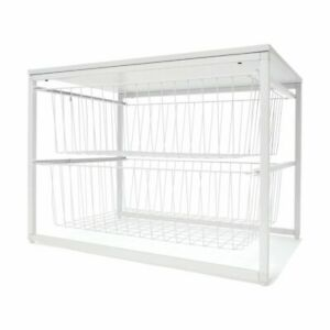 New 4 Wire Drawer Unit For Your Bedroom, Laundry, Kitchen Or Living Space Xmas M