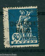 Deutsches Reich 123 I , o ,