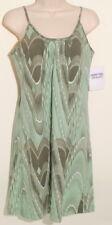 Patagonia Women's Sz Small Green Feathering Break Dress Organic $79 NWT'S C1E