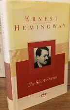 The Short Stories of Ernest Hemingway (1997), HARDCOVER