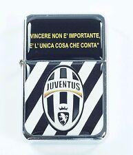 """Forza Juventus"" - Accendino Tristar - Tristar Lighter - Encendedor Tristar"