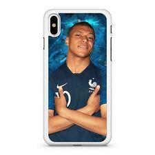 Kylian Mbappe Fútbol Deportes famoso jugador superestrella teléfono caso cubierta