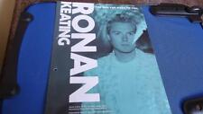 Ronan Keating The Way You Make Me Feel Sheet Music