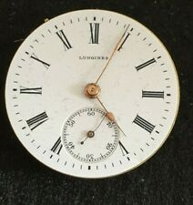 Vintage LONGINES 31.5 mm  pocket watch caliber, For parts, not working