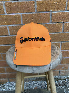 Taylormade Sim2 Orange Golf Cap Hat