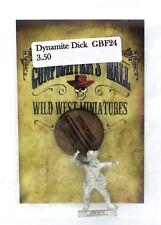 Knuckleduster GBF24 Dynamite Dick (Gunfighter's Ball) Old West Miner Prospector