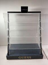 Guess Eyeglasses Display Rack Shelf Retail Store Advertising Display Sunglass