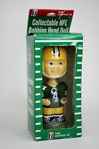 NFL PACKERS Bobblehead Doll Collectible Bobbing Head Twins Enterprise