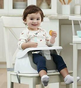 Regalo 2-in-1 Booster Seat and Grow with Me Floor Seat with Removable Feeding...