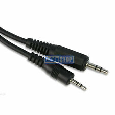 1 METRE 2.5mm Mini STEREO JACK to 3.5mm Headphone Size Plug MP3 IPOD CABLE LEAD